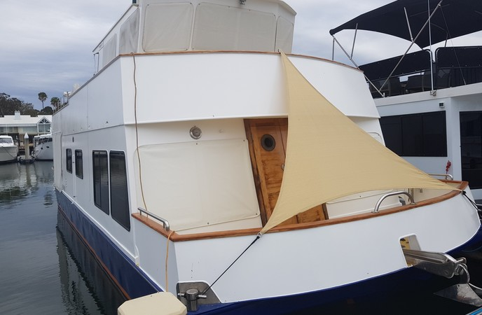STEEL 11.20 HOME CRUISER <br>MOBILE WATER APARTMENT