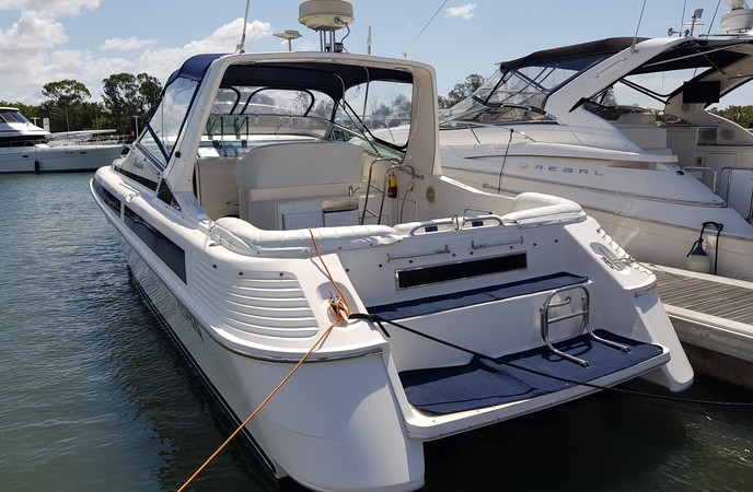 DIAVOLO 44 DIESEL SPORTS CRUISER