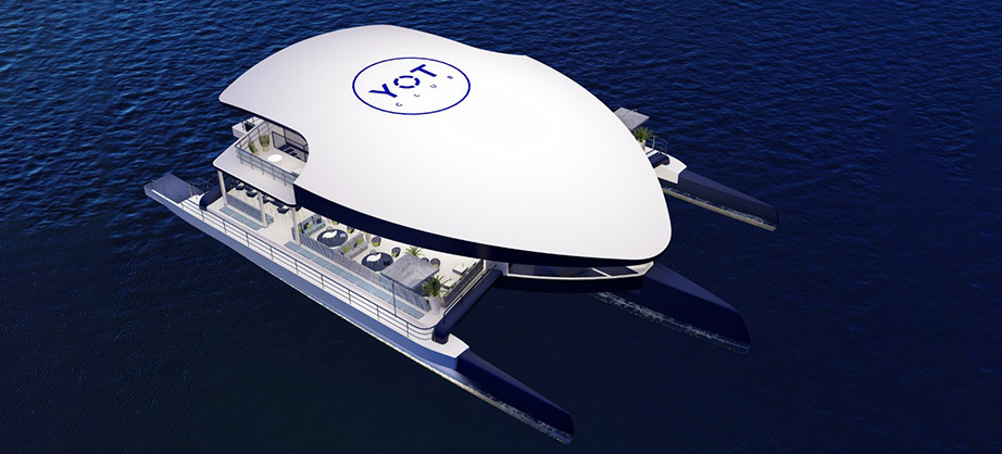 YOT CLUB  SUPER YACHT ENTERTAINMENT CENTRE