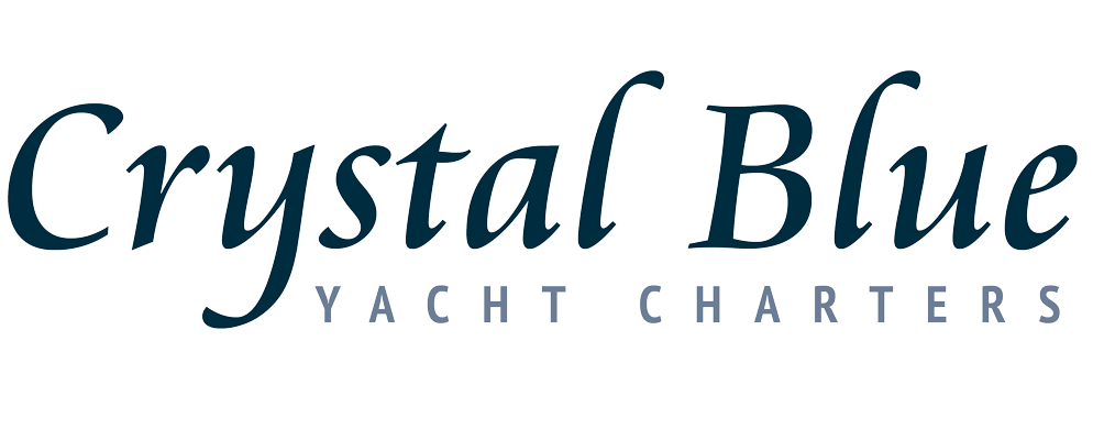 Crystal Blue Yacht Charters Logo